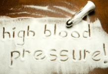 Get Rid Of Your High Blood Pressure With These Foods!