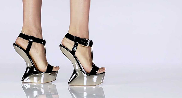 Do You Think You Can Handle Heelless Shoes?