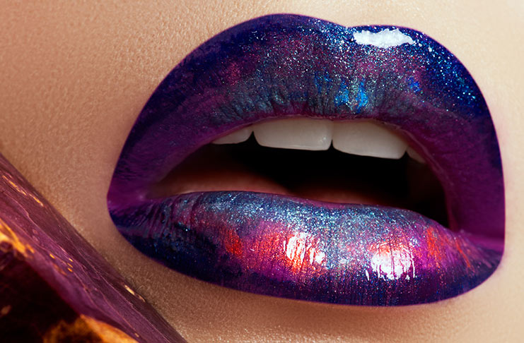 Color, Color, Which Color Do You Choose? - Colored Lipstick Trend!