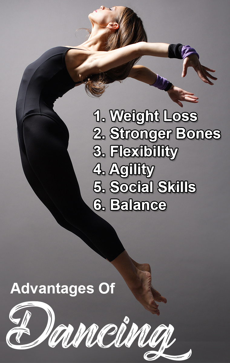 Advantages Of Dancing That Will Make You Wanna Shake