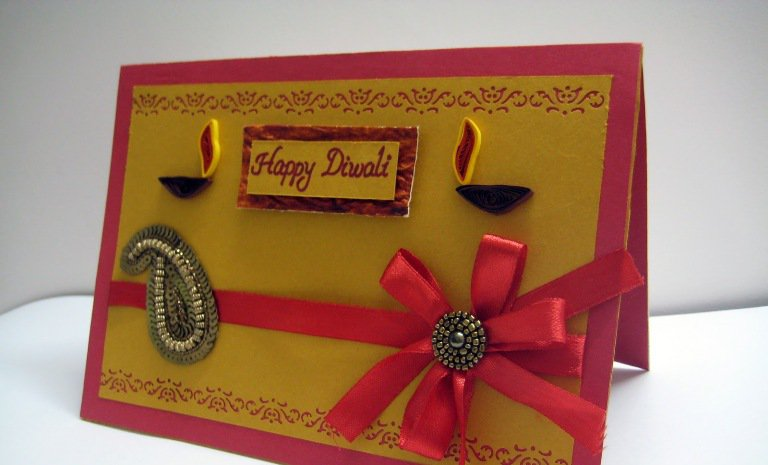 DIY gifts for diwali festival