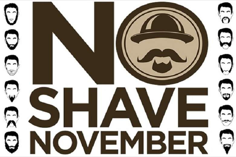 Movember and No Shave November 2016