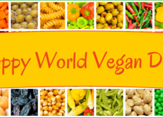 World Vegan Day 2016