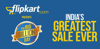 Flipkart Big Billion Day Sale 2016