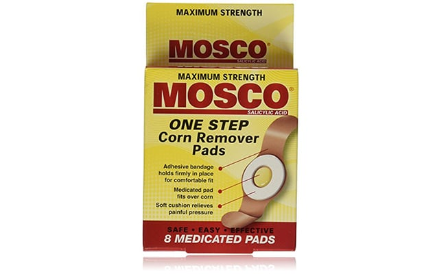 MOSCO One Step Corn Remover Pads