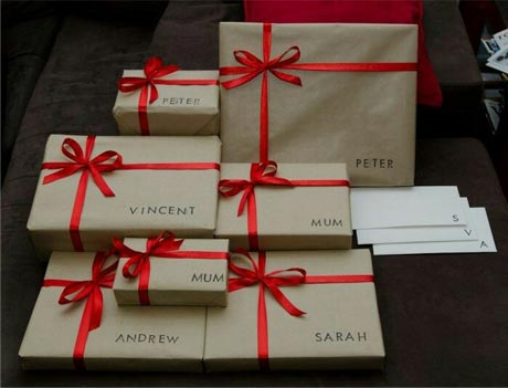 12 Cheap Christmas Gift Wrapping Styles To Do At Home!