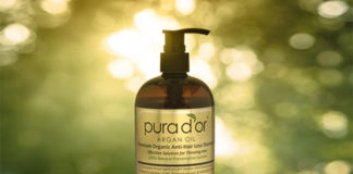 Pura D'or Premium Organic Anti-Hair Loss Shampoo - Product Review