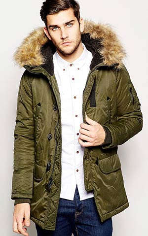 Men's Winter Essentials