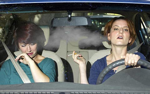 Effects of Second Hand Smoke