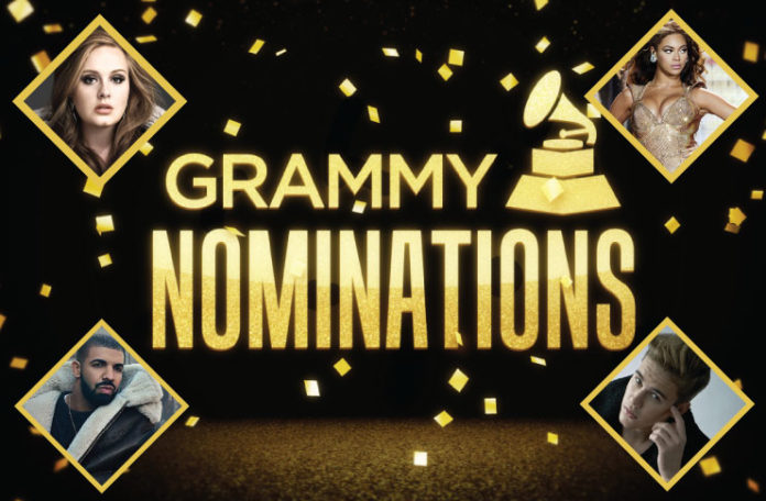 An Inside View Of The 59th Grammy Nominees!