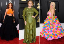 13 Unforgettable Fashion Statements At The Grammy Awards 2017!