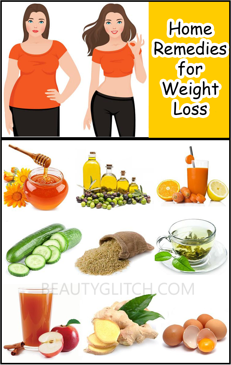Home Remedies to Lose Weight Fast | Healthy Diet Plan for ...