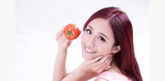 Skin Whitening Lemon Tomato Peel Mask for Crystal Clear Spotless Skin