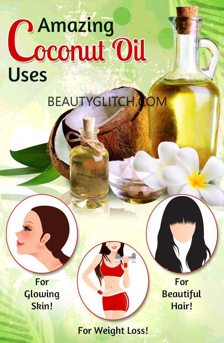 Benefits Coconut Oil Skin Hair Virgin