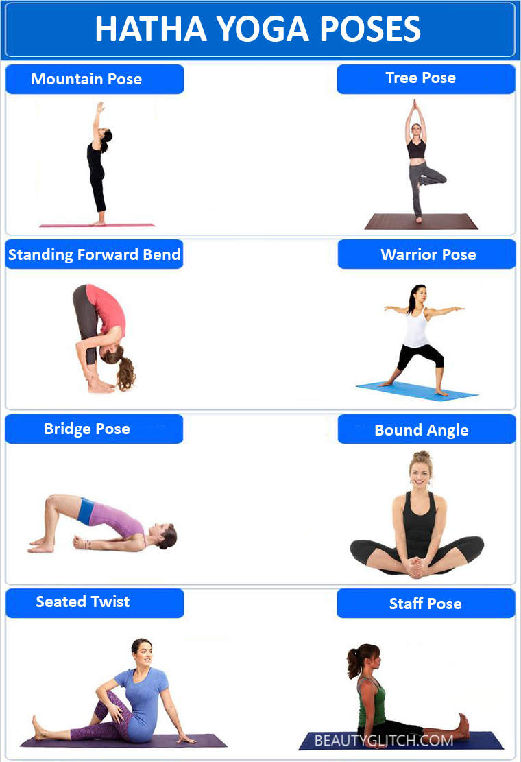 Hatha Yoga Sequences Poses And Asanas