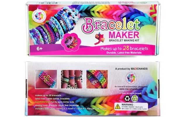 Friendship Day loom bands