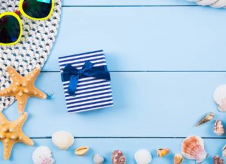 10 DIY Summer Gift Ideas from a Beach Day!