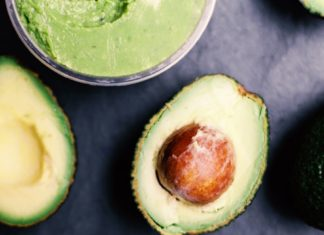 DIY Avocado Hair Mask for Frizzy, Dry, and Damaged Hair!
