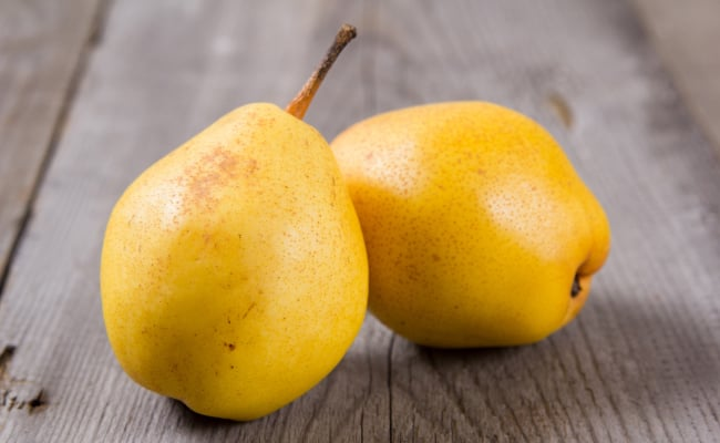 Pears Fruit Detox Diet