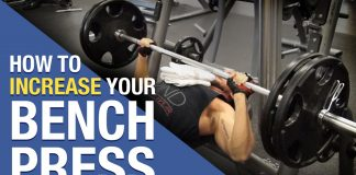 How do I get better at bench pressing?