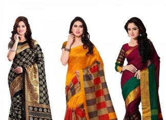 What saree types should you wear on different occasions?