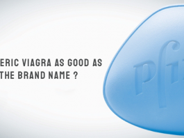 Is Generic Viagra as Good as the Brand Name?