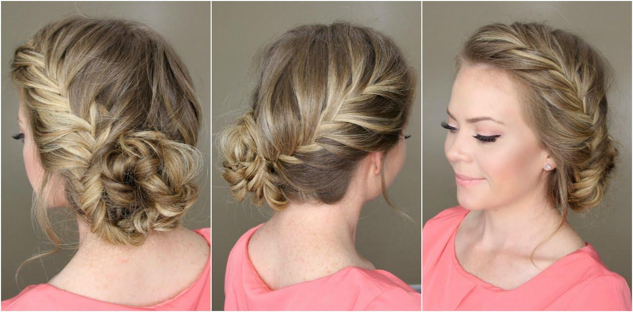 9 Easiest Hairstyles To Achieve In 5 Minutes