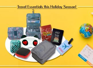Must Have Travel Essentials this Holiday Season!